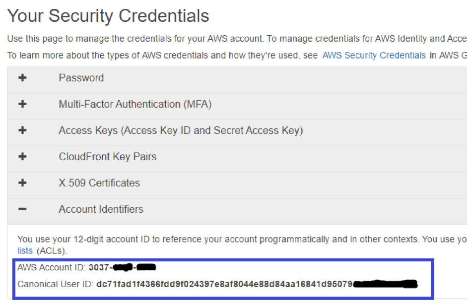 How to Securely Manage Your AWS account with cross-account