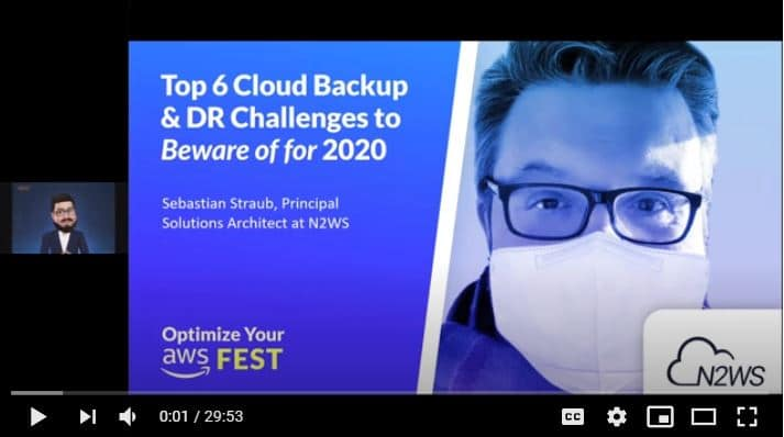 top 6 cloud backup challenges